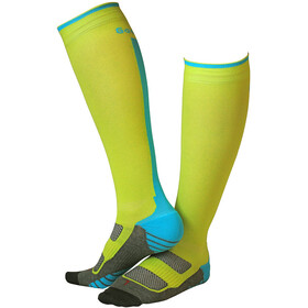 Gococo Compression Superior Calcetines, lime
